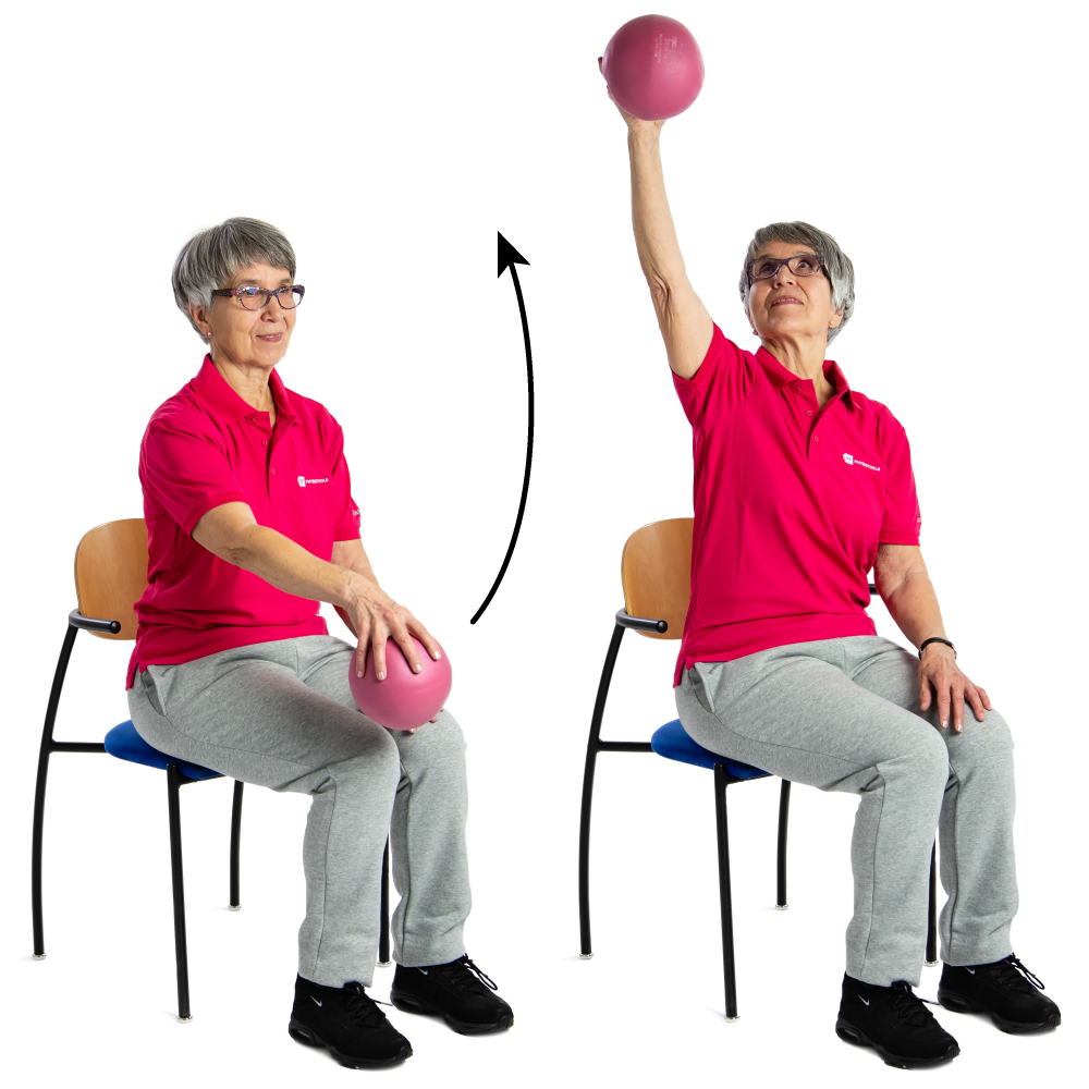 Seated Arm Circles