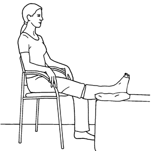 Exercises for Leg in a Cast