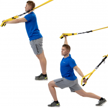 Suspension Anterior Chain Stretch