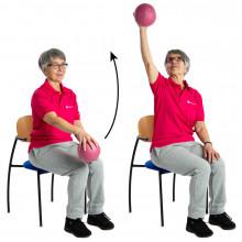 Balans- och rörelseövningar för seniorer