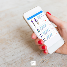 Physiotools Trainer client app