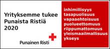 Suomen Punaisen Ristin yritysjäsenyys