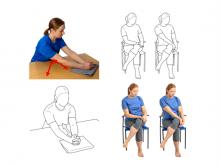 Yläraajan neurologia - harjoitteita