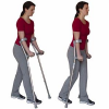 PT Extra - Walking with Crutches