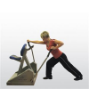 Functional Training with Fitness Equipment